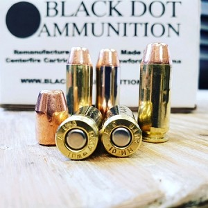 10mm 200gr. Cartridges <br> 500 ROUND CASE